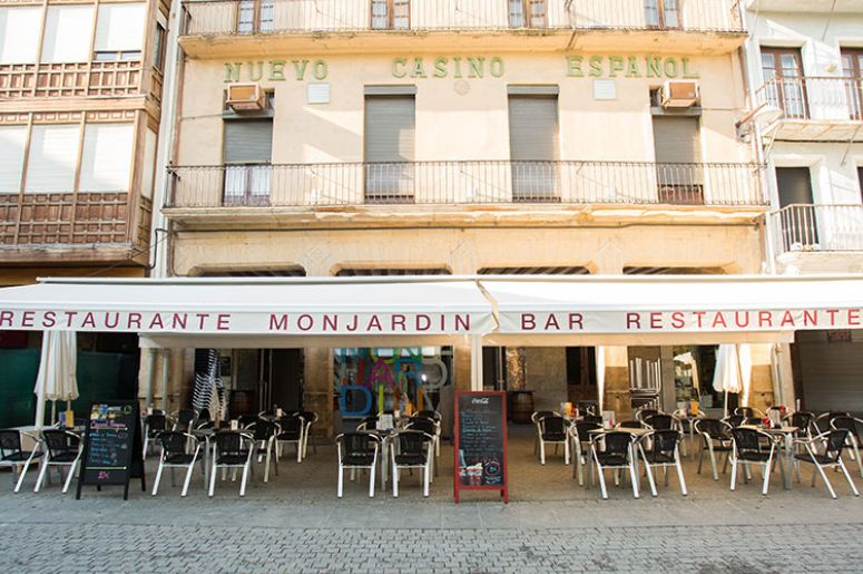 BAR RESTAURANTE MONJARDIN